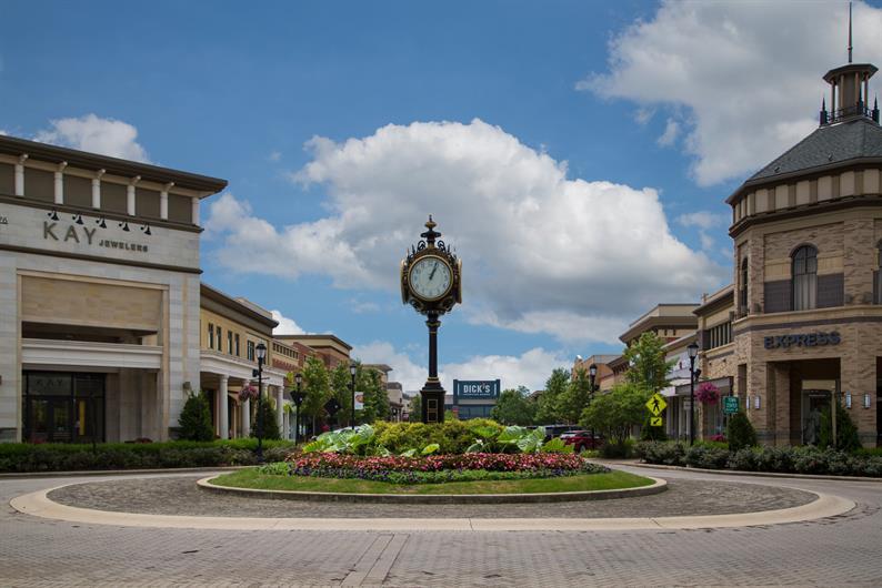 Nearby Hamilton Town Center