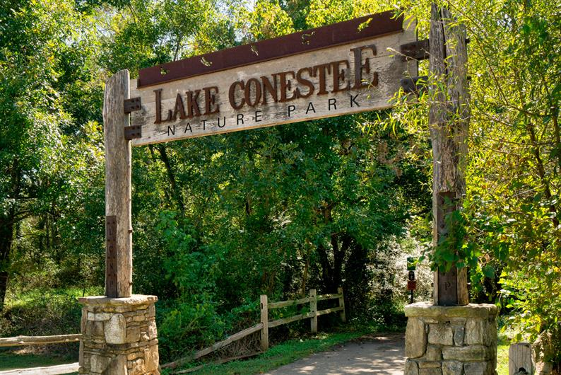 Enjoy Trails, Picnics, and More at Conestee Park