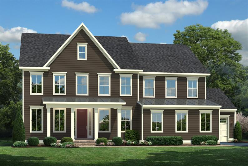 Marymount at Willowsford - Elevation A - 06-16