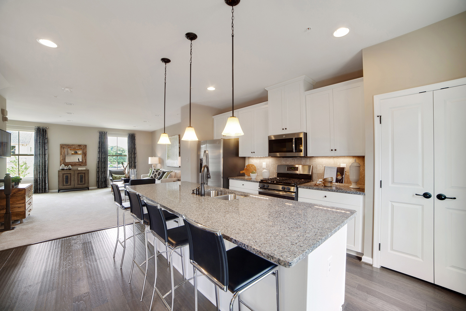 New Homes For Sale At Mccullers Walk Townes In Raleigh Nc Within
