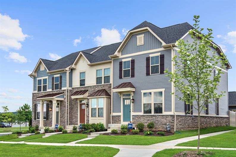 New McPherson Townhome