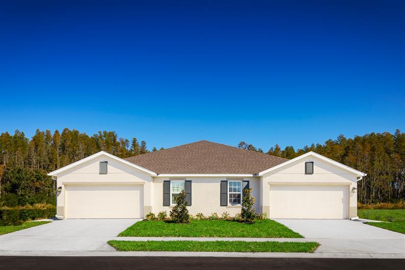 New Villas In Land O Lakes, Florida