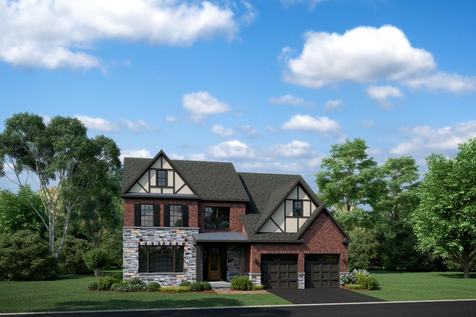 New Bridgewater Home Model For Sale Heartland Homes