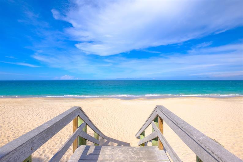 Sand, Sun and Serenity