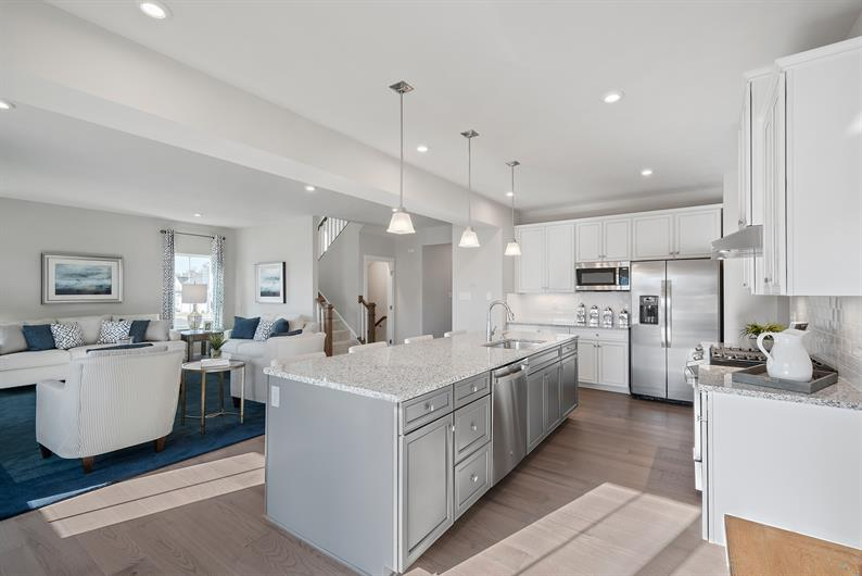 NEW MODERN UPDATED FINISHES THROUGHOUT