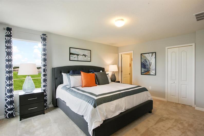 Choose a 1st Floor Owner's Suite