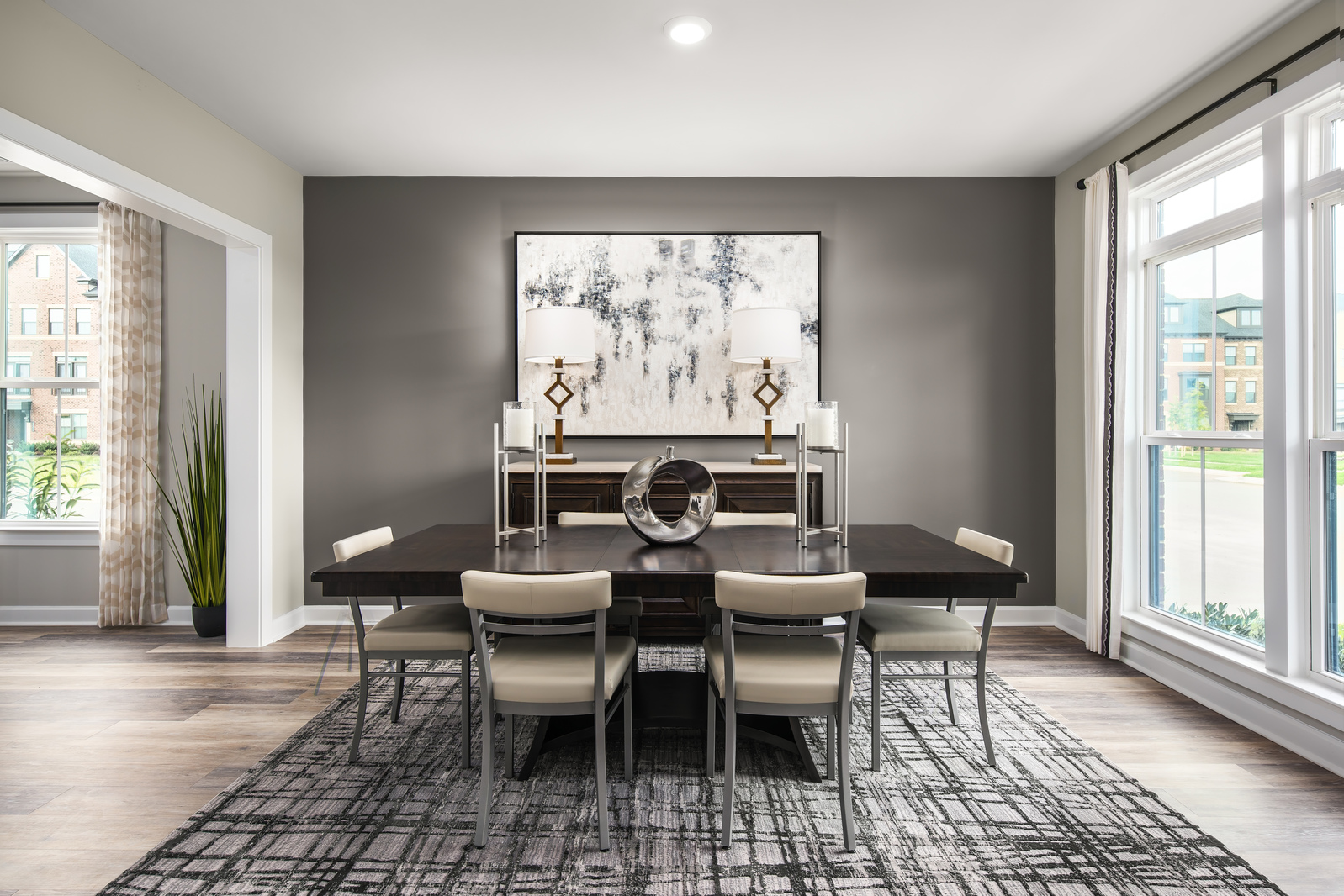 With options for both formal and informal dining, the Westmoore Villas offer complete luxury without an ounce of compromise.