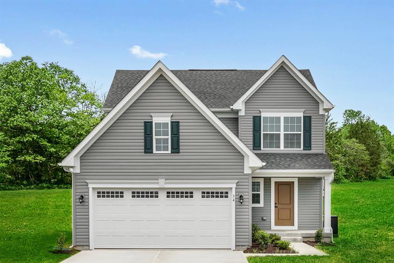 Homesite Special: Adrian Floorplan