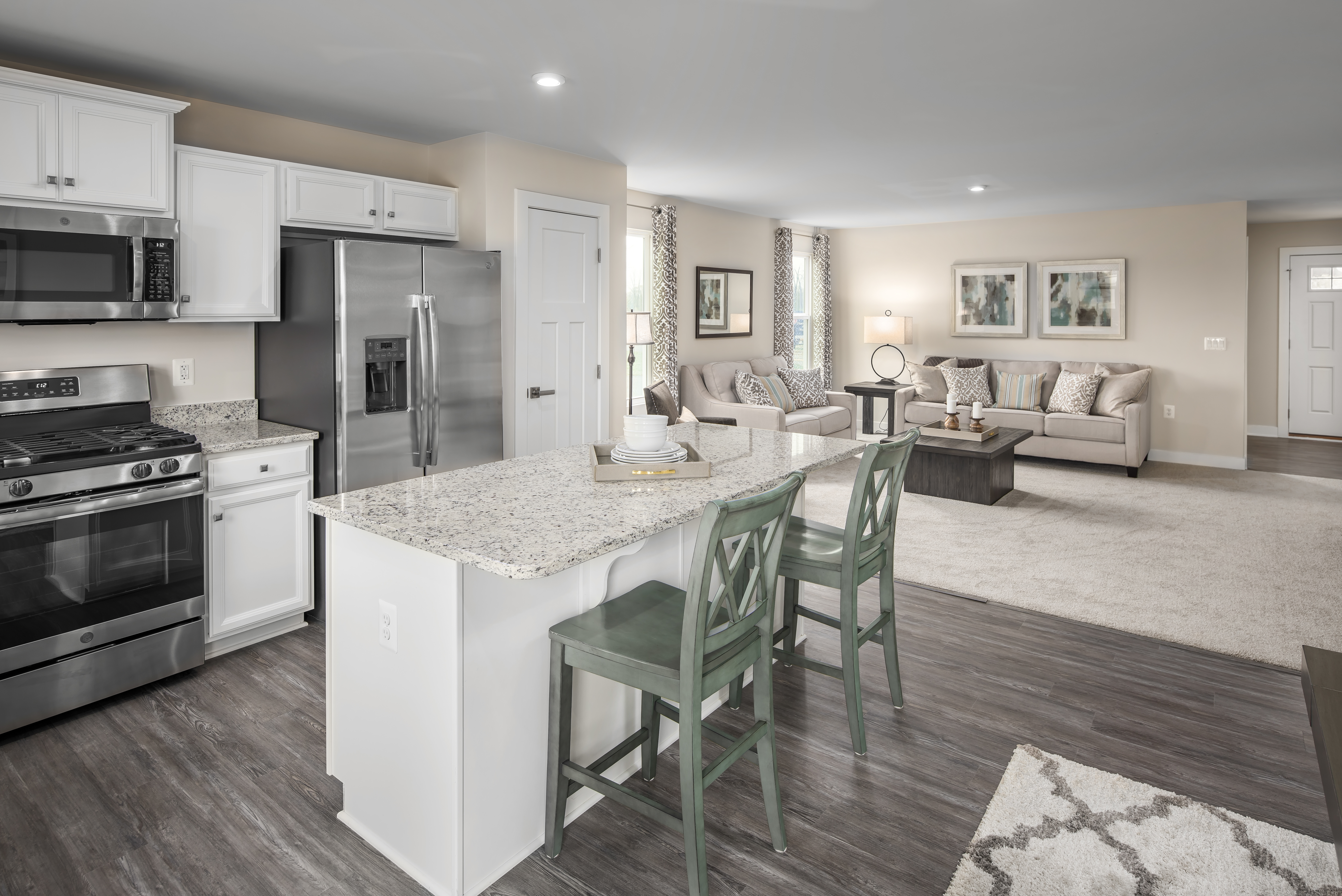 New Homes for sale at Martinsburg Lakes Ranch Homes in