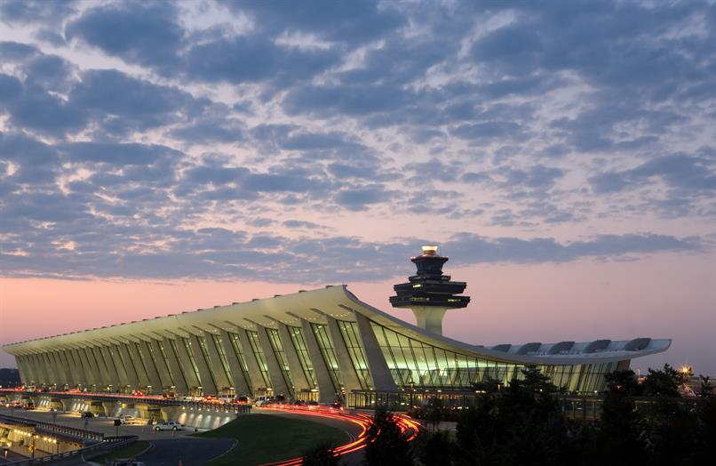 Minutes from dulles international airport