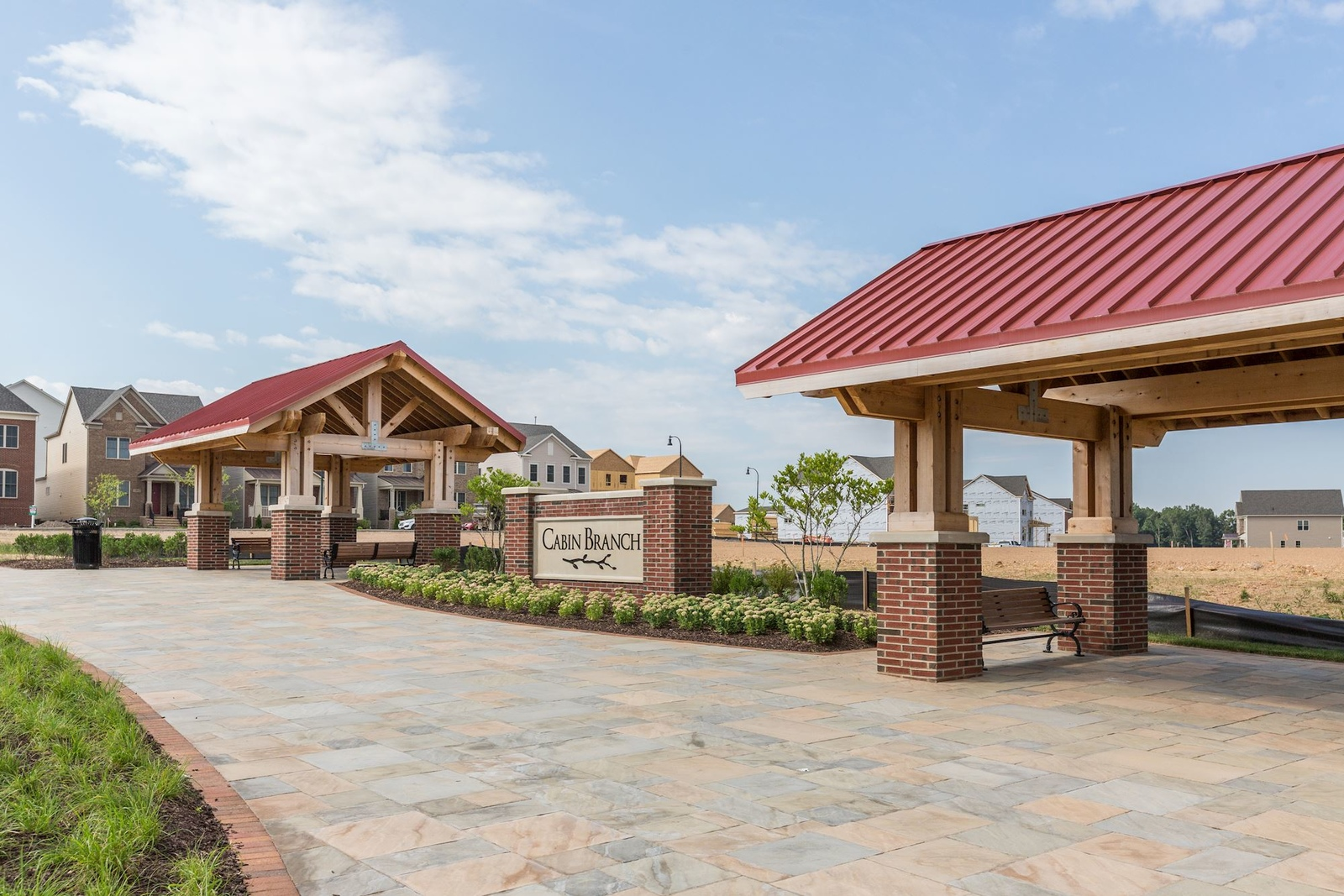 New luxury homes for sale at cabin branch in clarksburg for Cabin branch clarksburg md