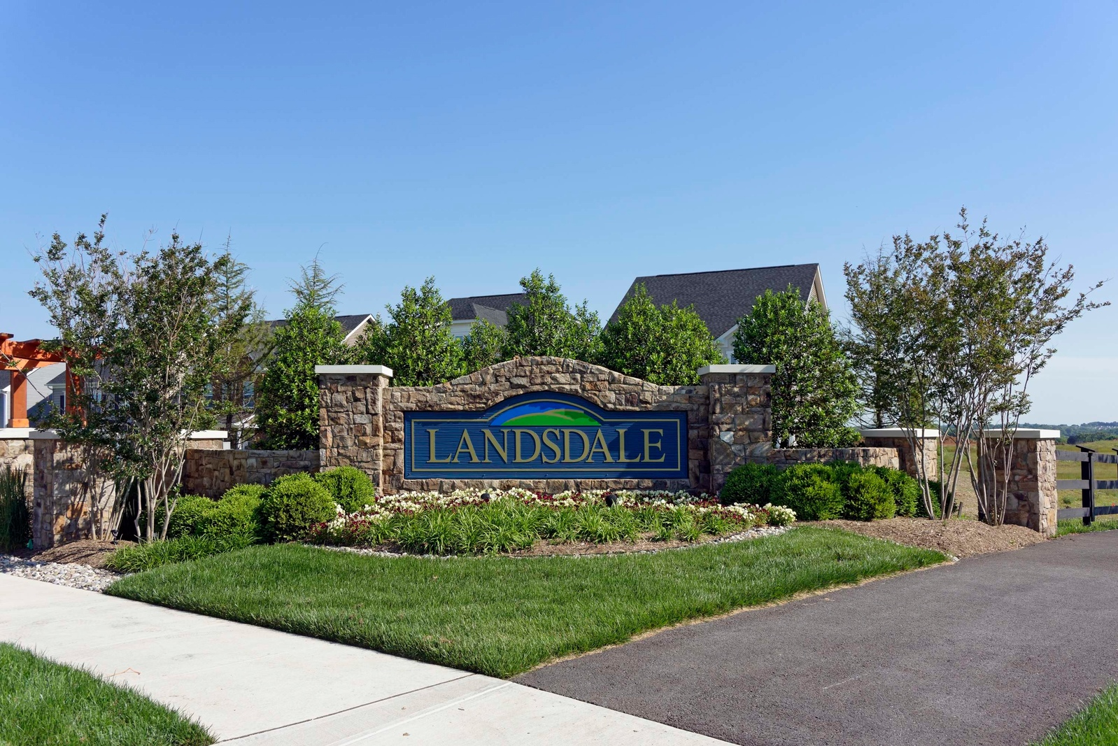 Landsdale offers plenty of recreation for everyone - and the amenities are already built!