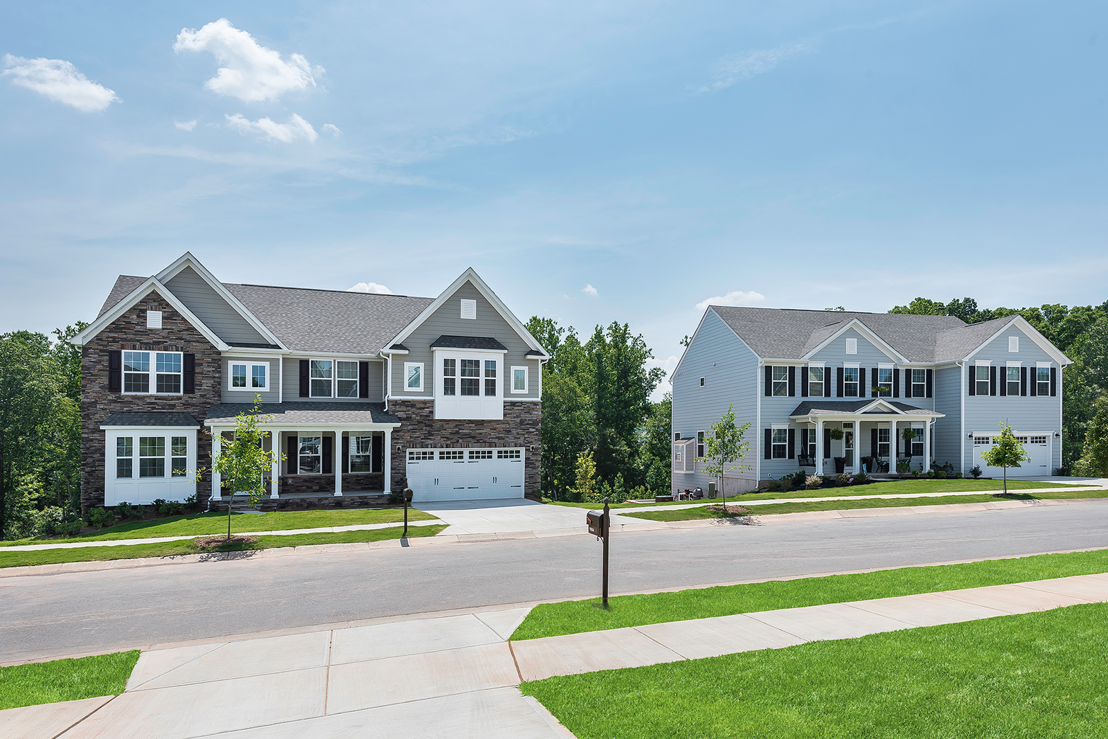New Homes For Sale At Massey In Fort Mill Sc Within The Fort Mill