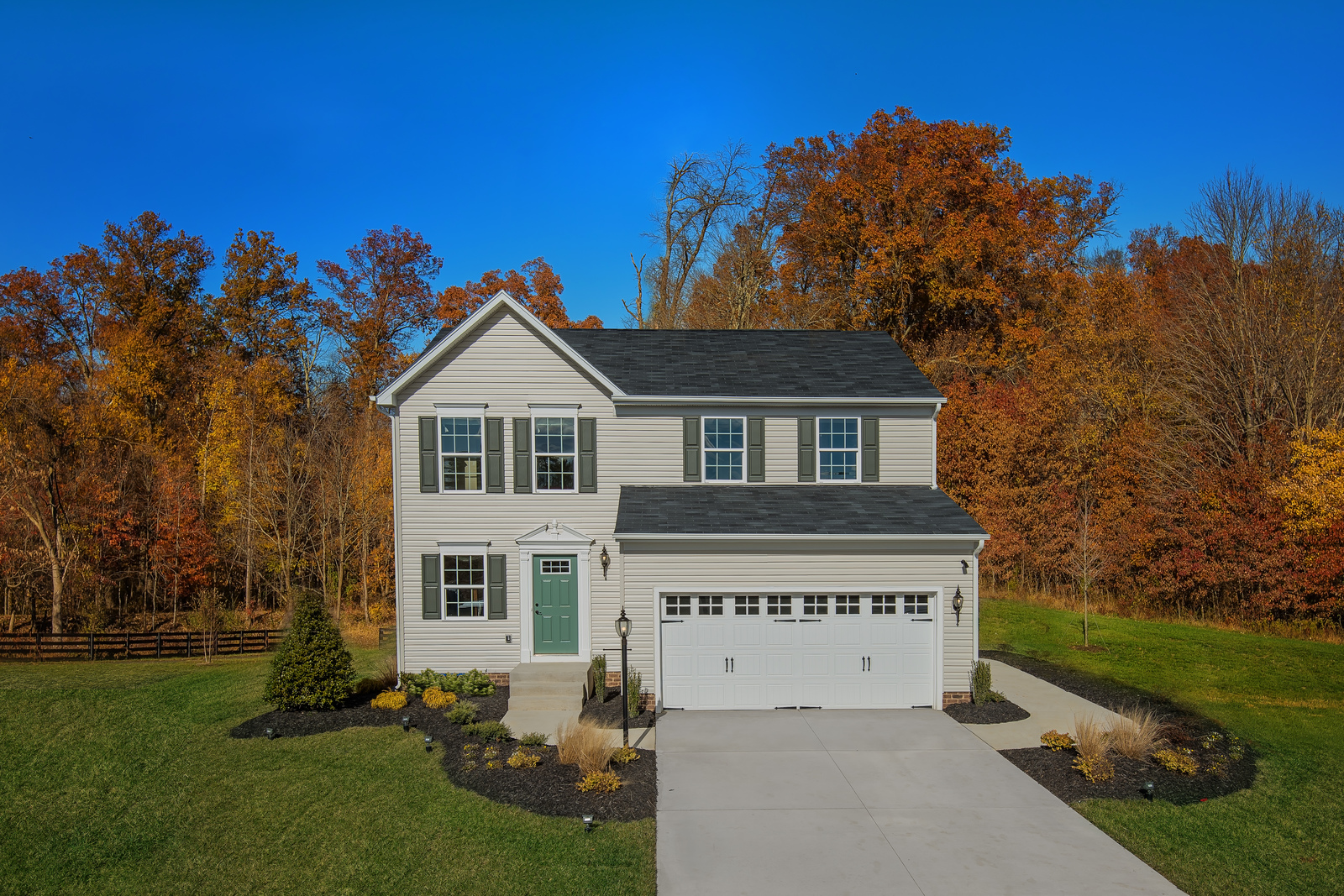 New Sienna Home Model For Sale At Millridge In North Ridgeville OH