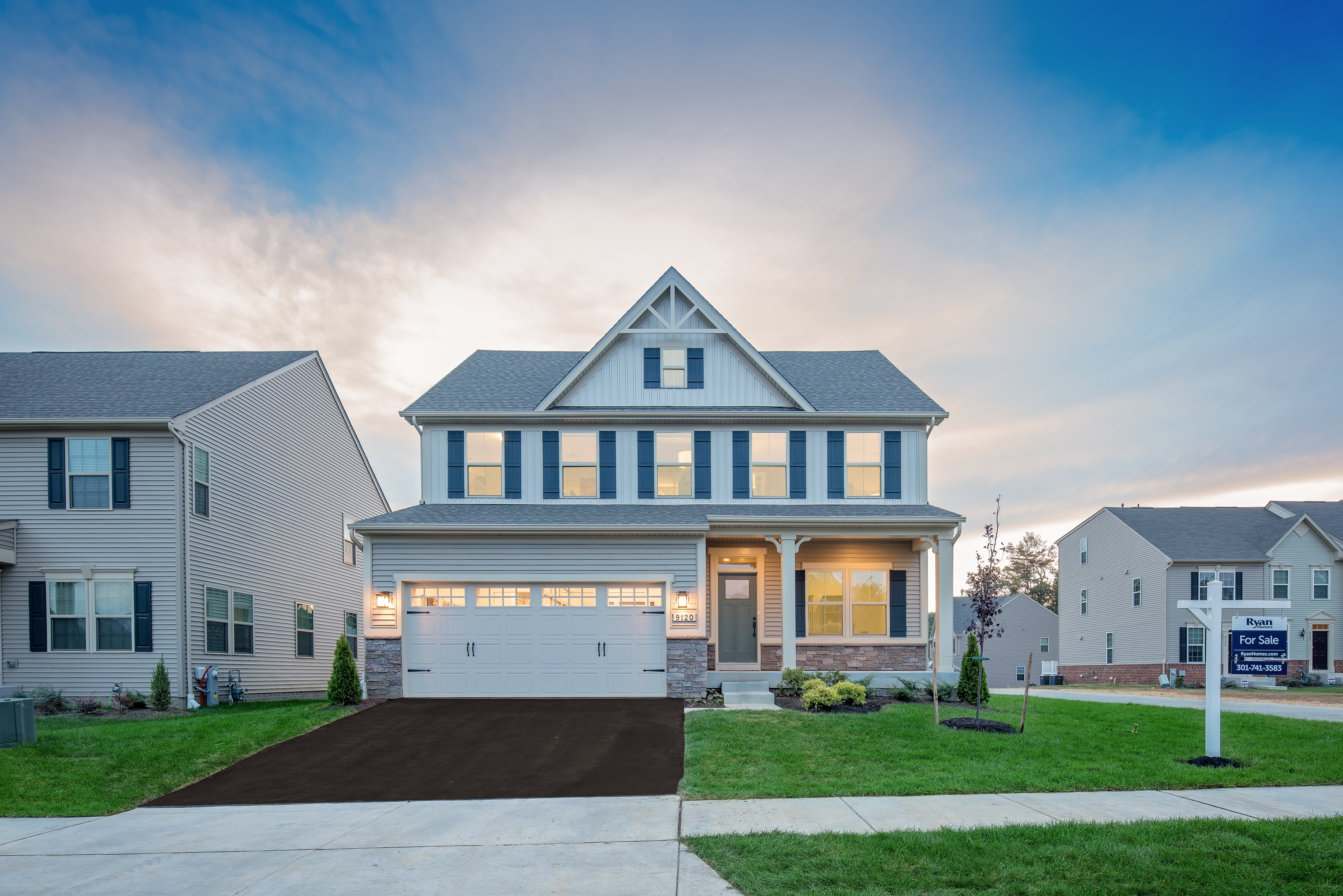 New Homes For Sale At Rainwater In Duncan Sc Within The Spartanburg