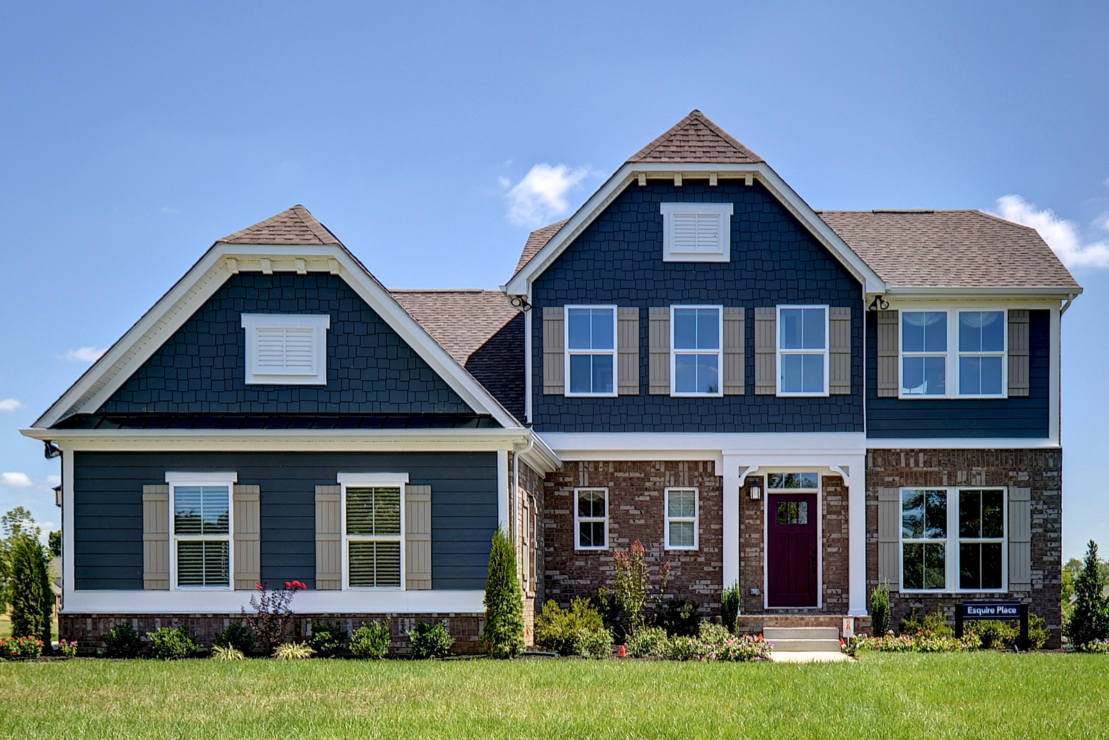 Ryan Homes Floor Plans Ohio: New Homes For Sale At Kallay Farms In Painesville Township