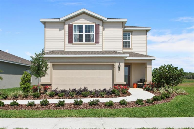 Offering Single and Two Story Homes