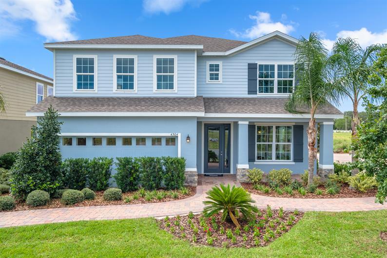 Build a Spacious New Home