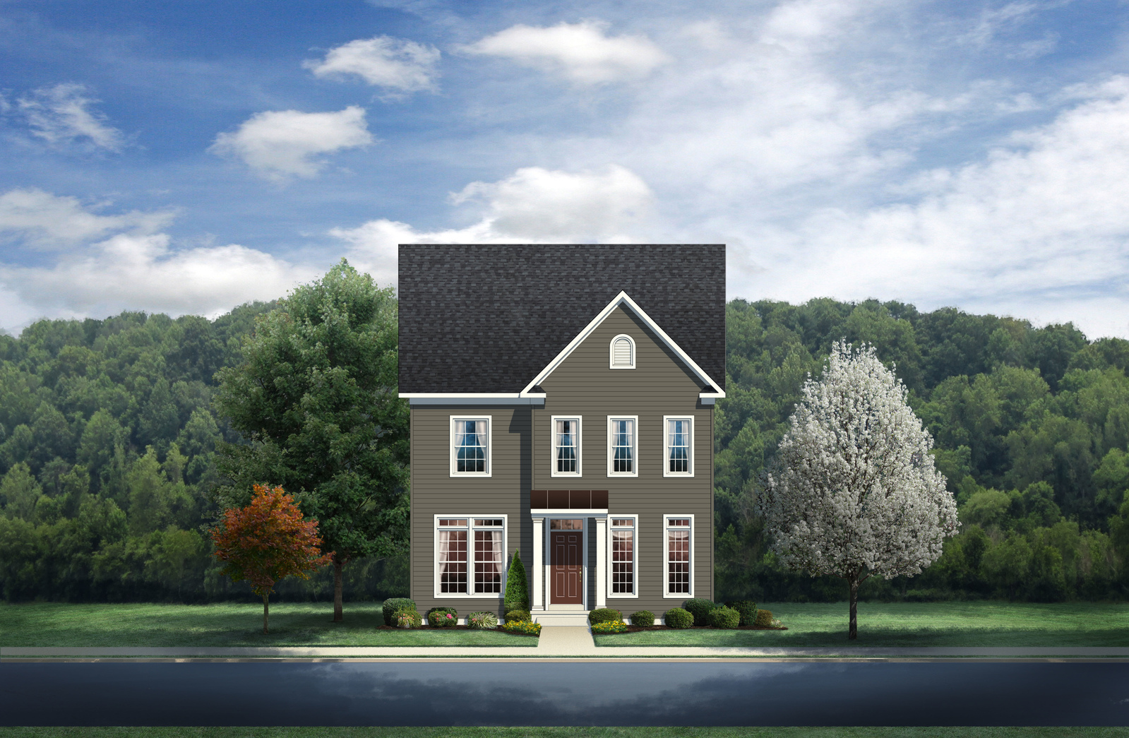John Steinbeck Neo & Traditional at Mintbrook Single-Family Homes
