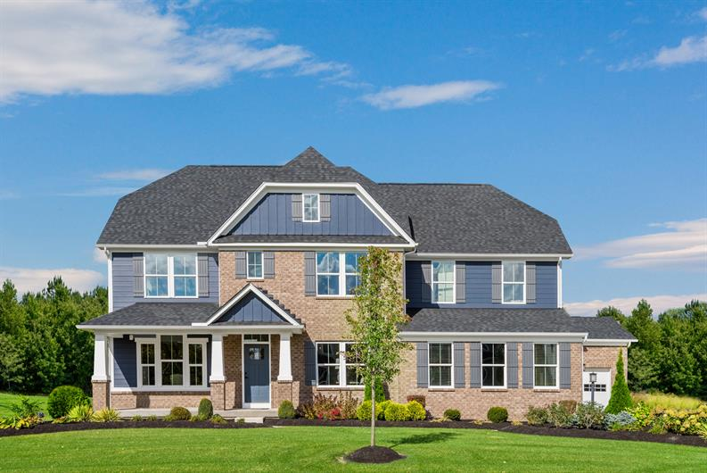 Oversized Homesites within the Hickory Ridge School District