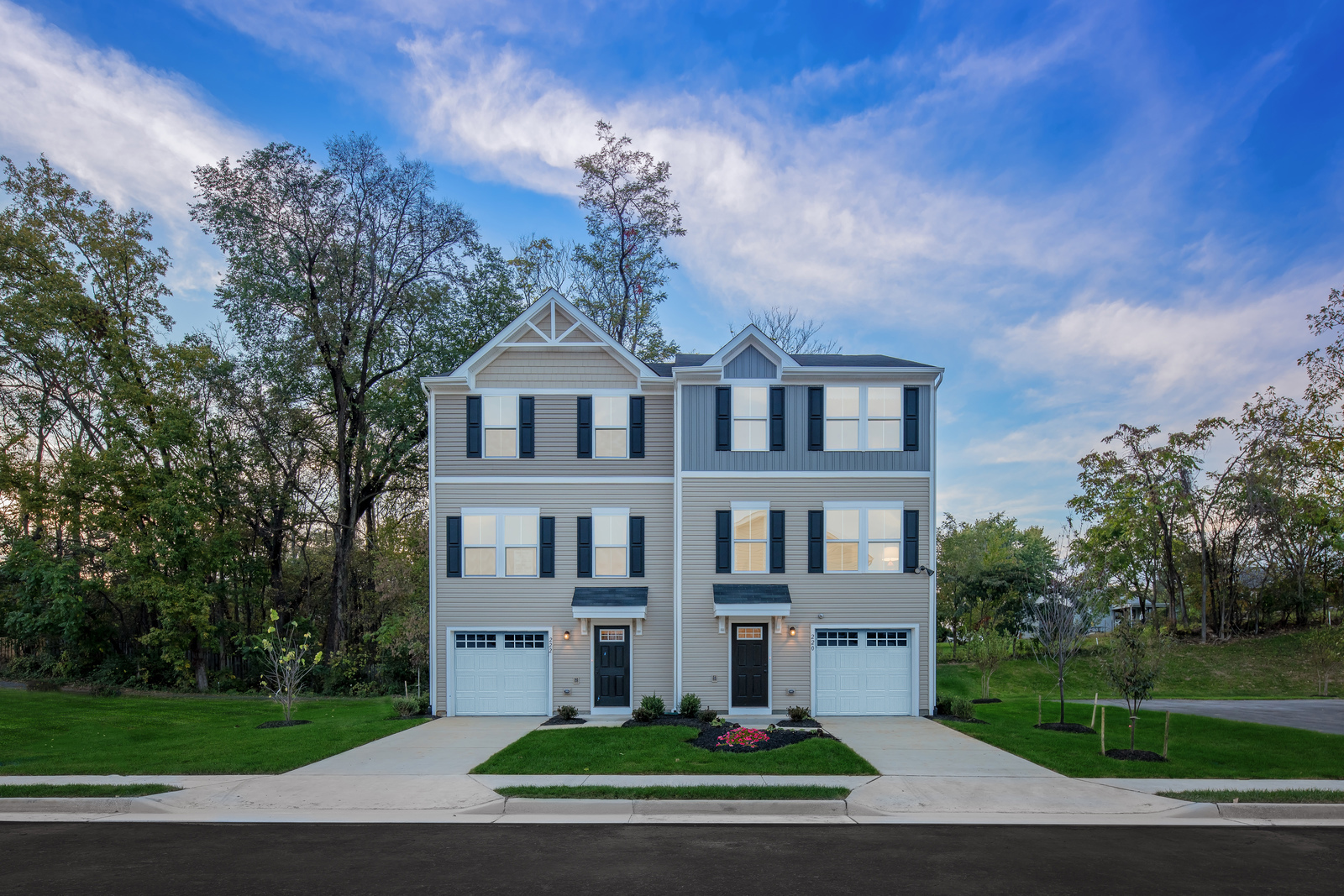 Ridgely Forest Townhomes