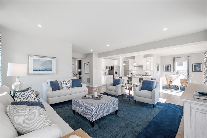 Don't Settle for Old, Enjoy a Brand New Home at Whitmore Place