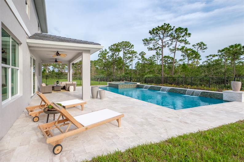 Banyan Bay offers homesites with preserve & water views
