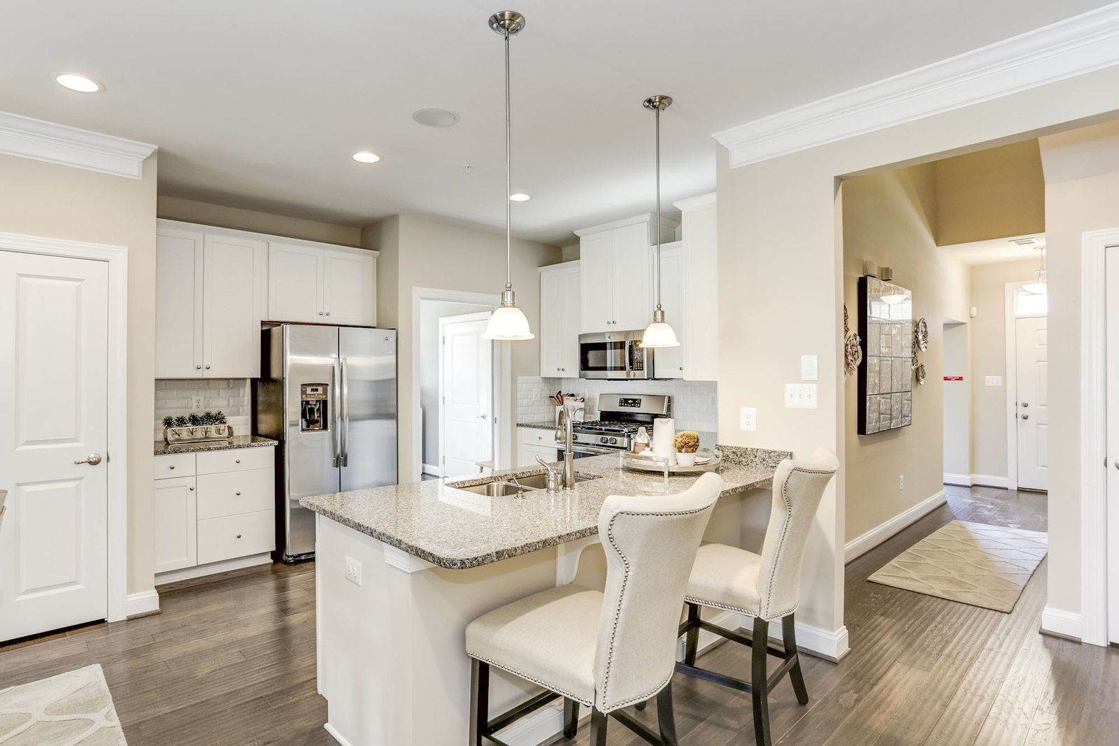 New Construction Townhomes For Sale -Griffin-Hall-Ryan Homes on