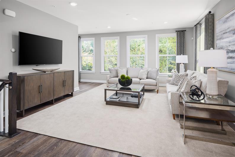 Spacious & Open Floorplans