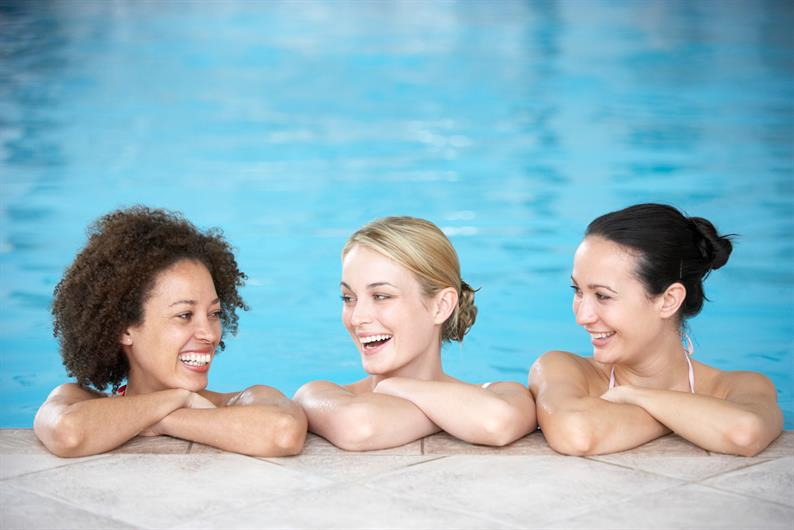Take a dip in Vistamar Villages' resort-style pool