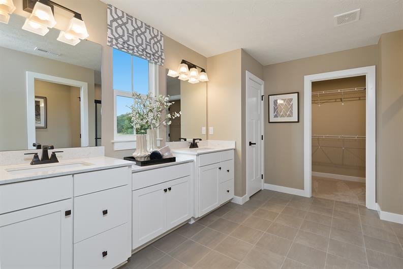 YOUR DREAM OWNER'S BATHROOM IS WITHIN REACH!