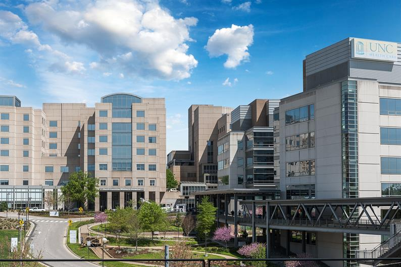UNC Hospitals for Work or Health Care