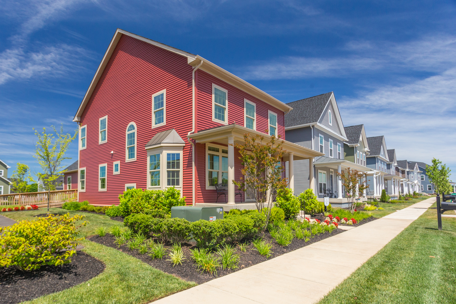 New Homes For Sale At Mintbrook Single Family Homes In