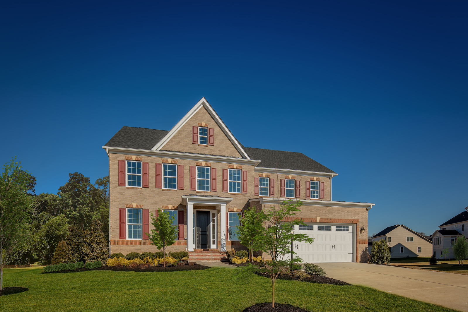 Schedule My Visit New Luxury Homes for