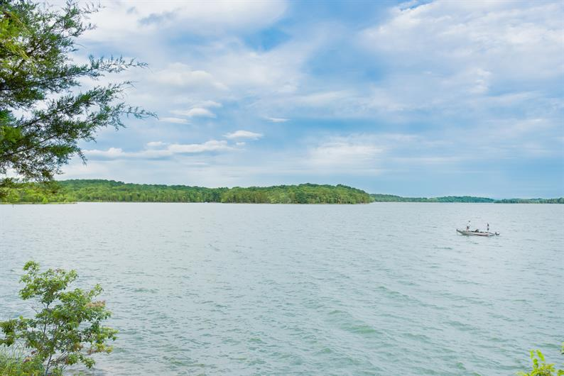 Spend the day on Old Hickory Lake