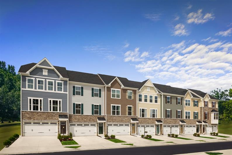 Welcome to Lake Frederick Townhomes - Selling Quickly!