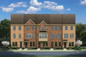 Remarkable New Clarendon 4 Story Townhome Model For Sale At Oldham Download Free Architecture Designs Scobabritishbridgeorg