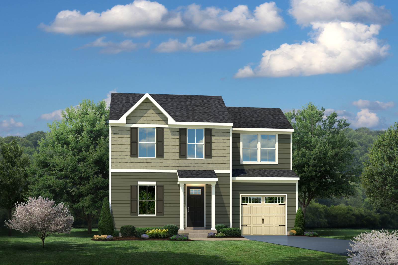 New Construction Homes For Sale In Greenville Sc