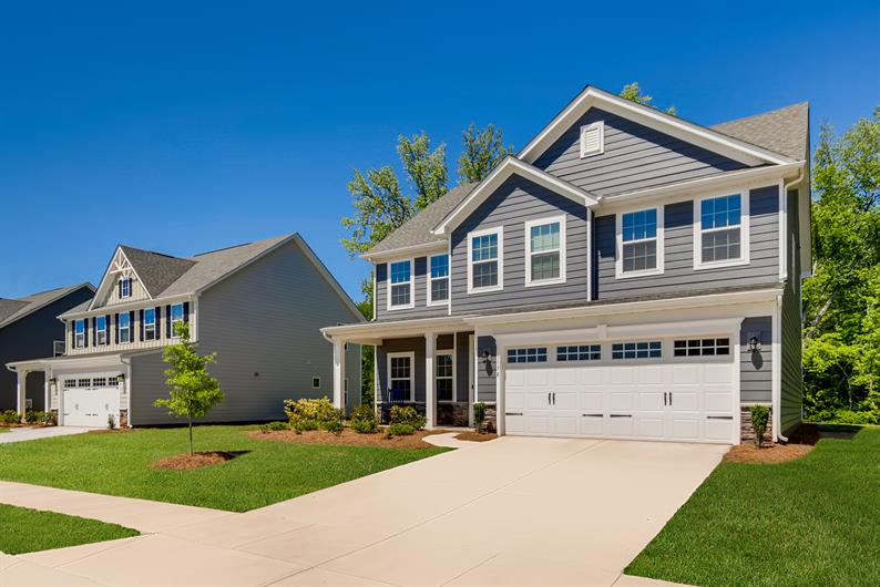 Stunning Community Near I-485 and Hickory Ridge Schools