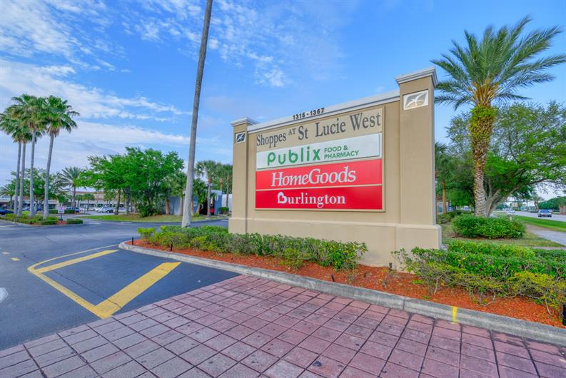 St. Lucie Shopping Minutes From Magnolia Square