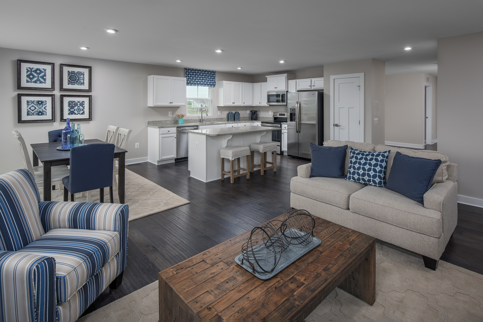 Dominica at Arcadia Springs - One Level Living
