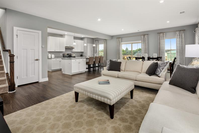 Living Spaces For Your Lifestyle
