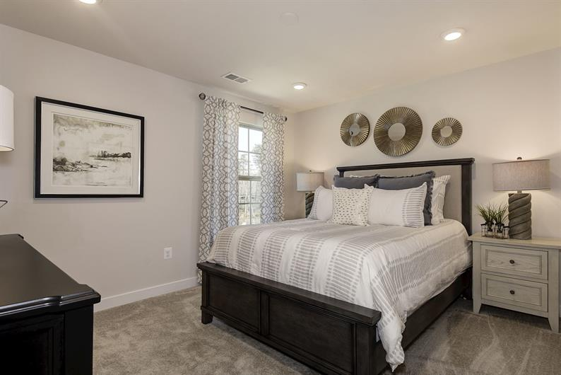 main level bedrooms