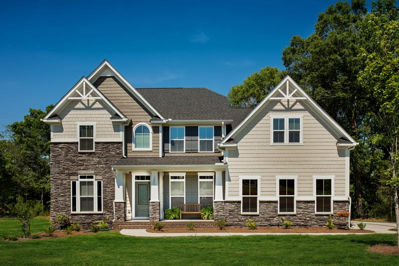 Final opportunity to enjoy included features and spacious homesites