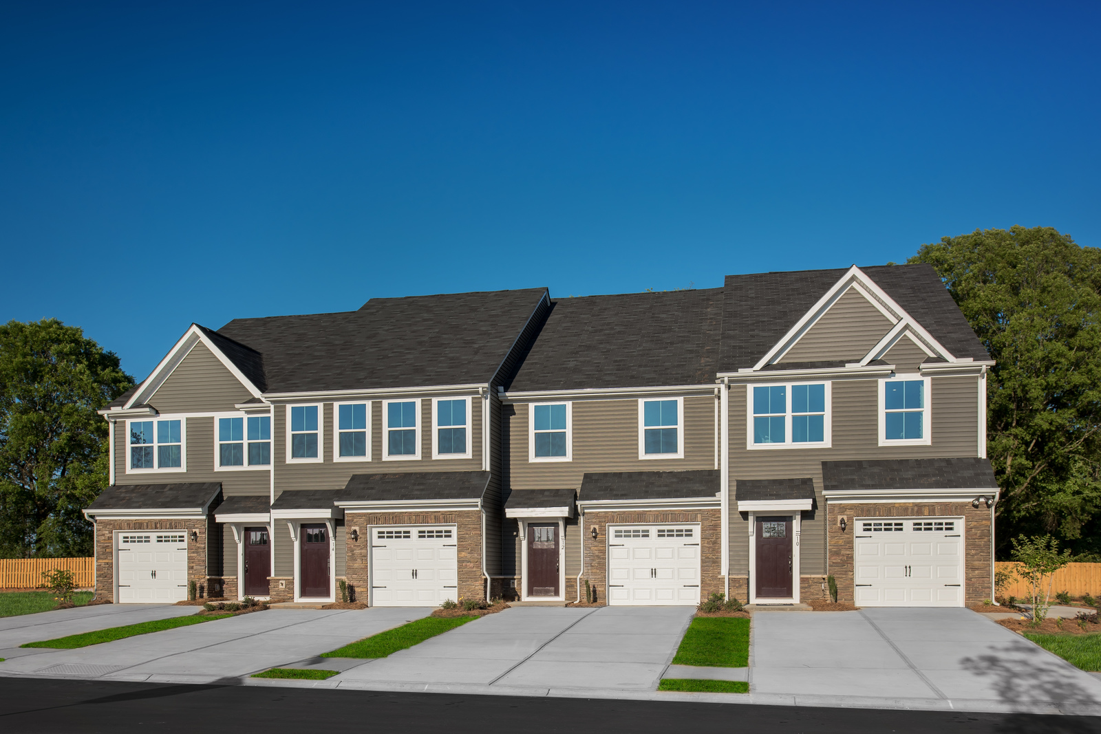 New Homes for sale at Heritage Townes in Simpsonville, SC within the