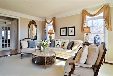 Stonegate Regents Park Living Room 2012