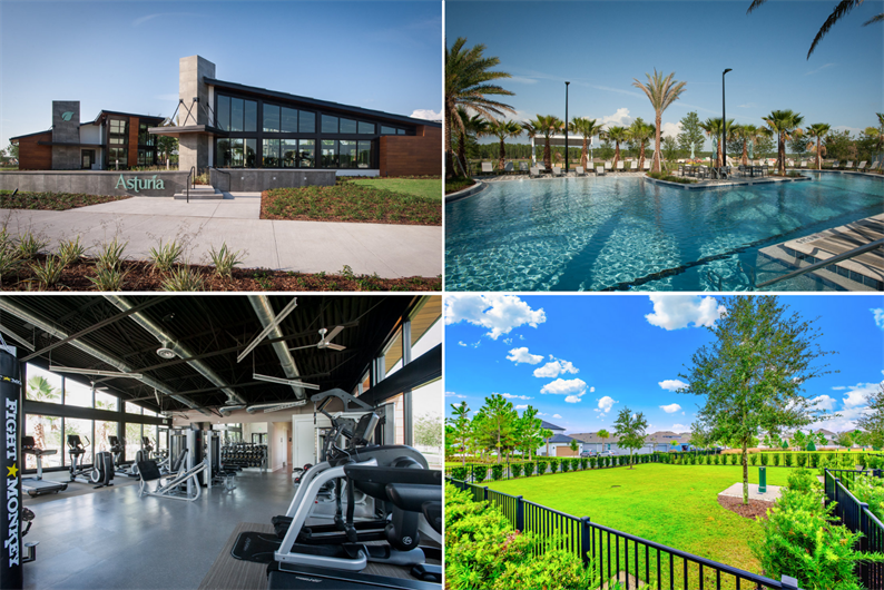 Unmatched Modern Resort-Style Amenities