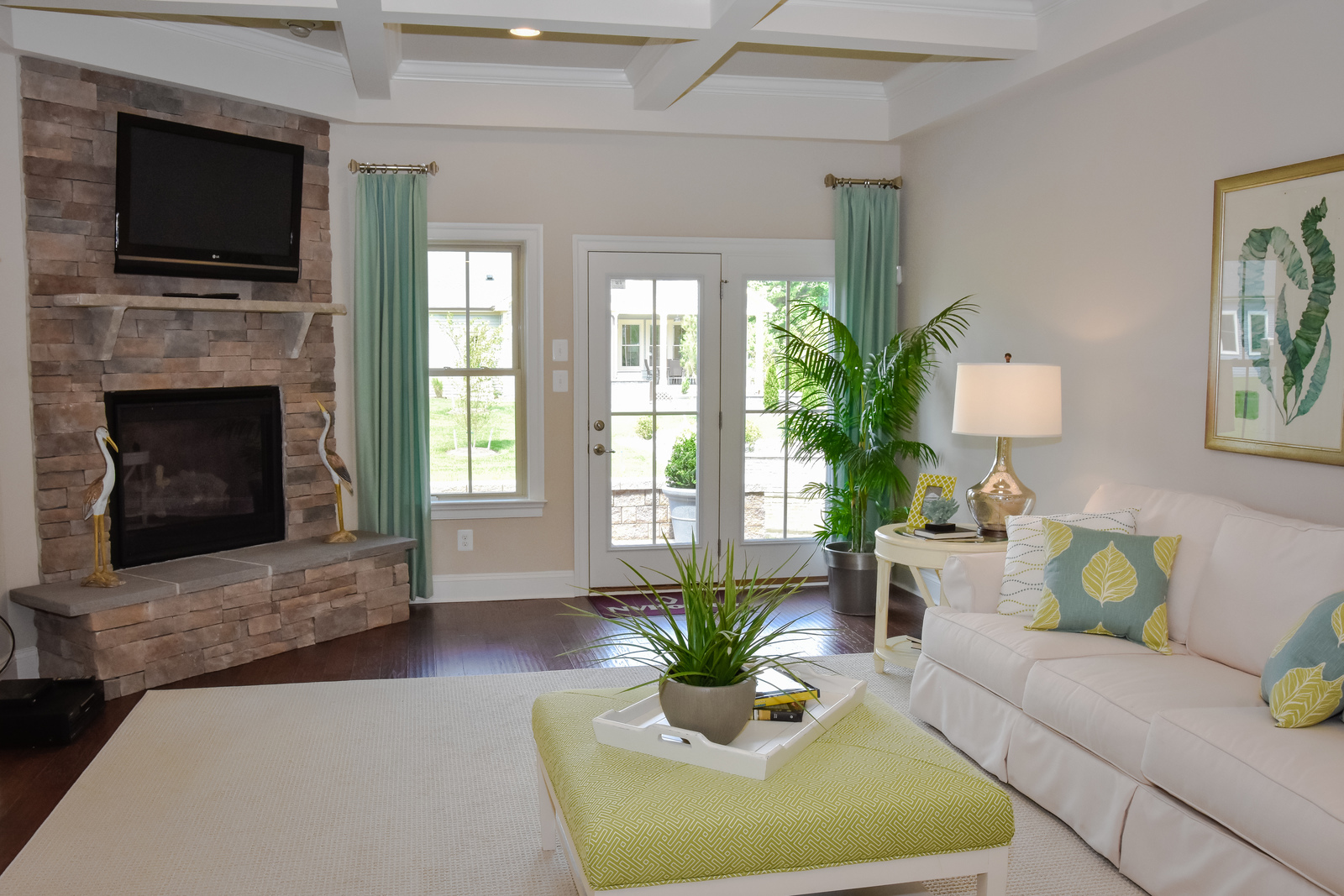 An abundance of natural light will shine through your new home showcasing the bright and open floor plans