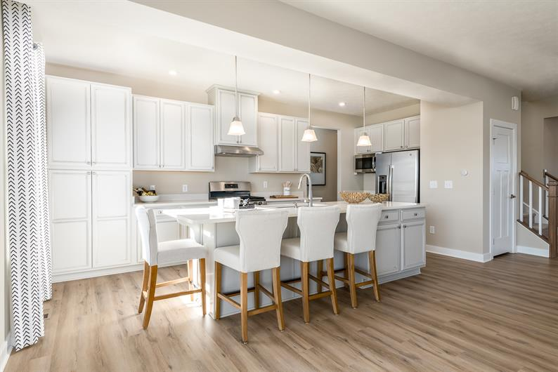 LUXURY FEATURES INCLUDED IN YOUR DREAM KITCHEN