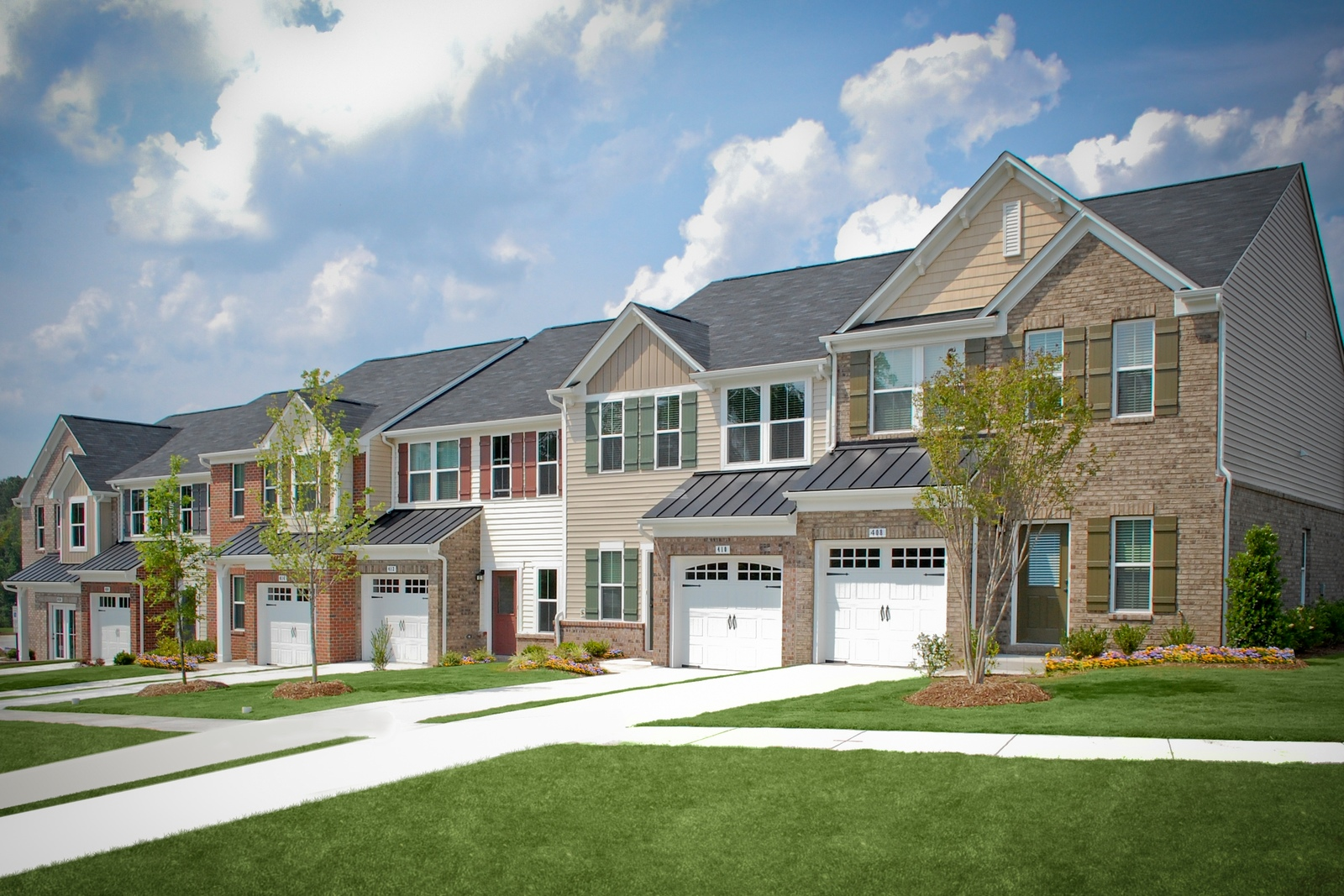 The Preserve at Deep Creek Carriage Homes